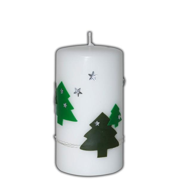 Weihnachtskerz-Adventskerze