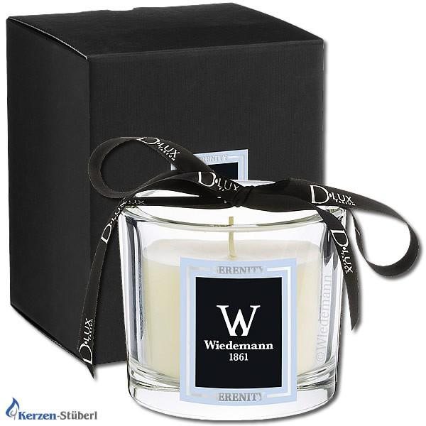 Duftkerze Black Edition Die Klarheit mit dem Duft von Blüten, Zitronenfrüchten, Bargamotte, Orangenblüten, Lilien und Moschus
