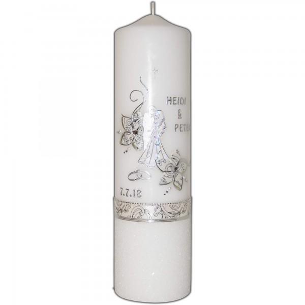 Hochzeitskerze-Brautkerze Wedding-Candle