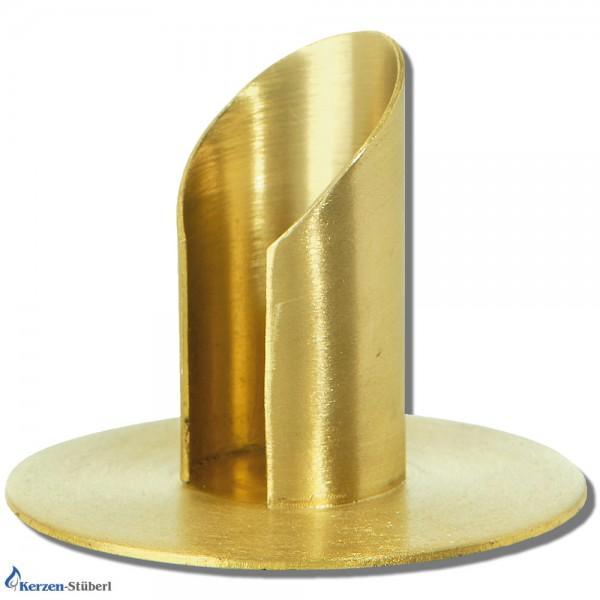 Kerzenhalter 30 mm Gold