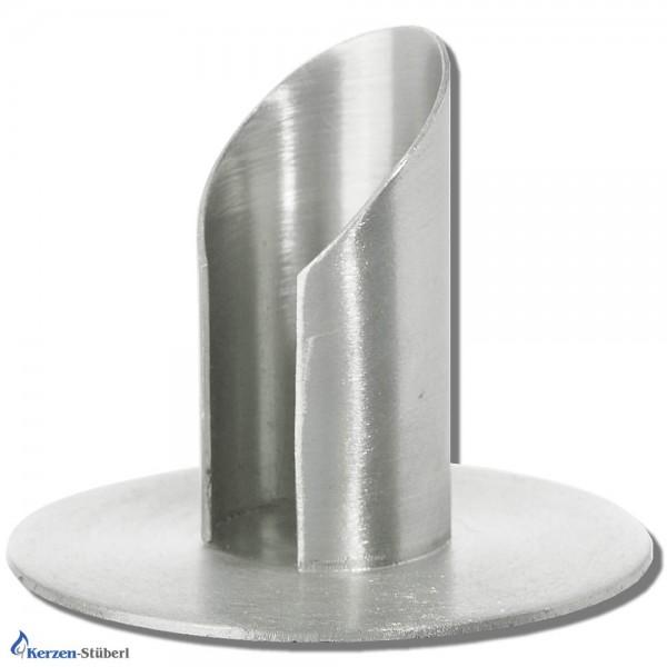 Kerzenhalter 30 mm Silber