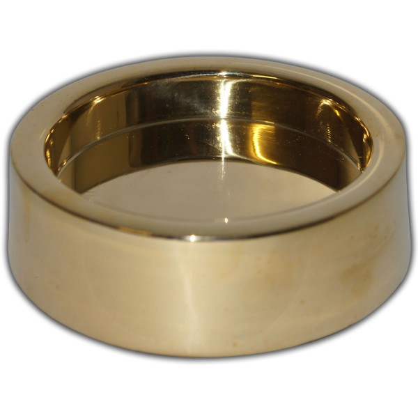 Kerzenhalter-Modern-Gold