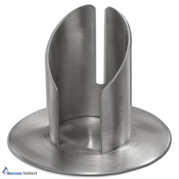 Kerzenhalter-Silber 50 mm Test