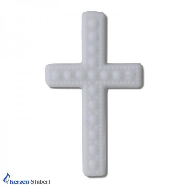 Kreuz-Kruzifix-Wachs-Kerzen verzieren Test