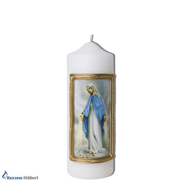 Marienkerze-Mutter Gottes Kerze Test