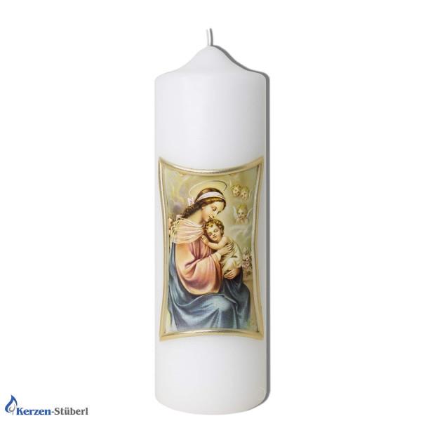Marienkerze Mutter Gottes Kerze Test