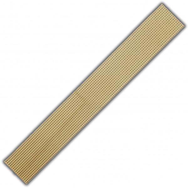 Verzierwachs-Perlstreifen-Gold