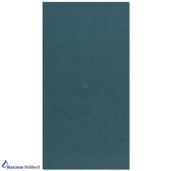 Wachsplatte-Blaugrün Test