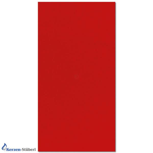 Wachsplatten-Karmin-Rot Test