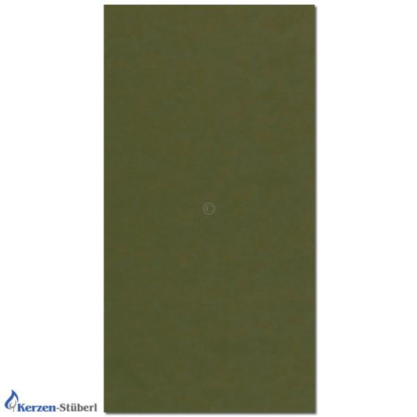 Wachsplatte-Laubgrün Test