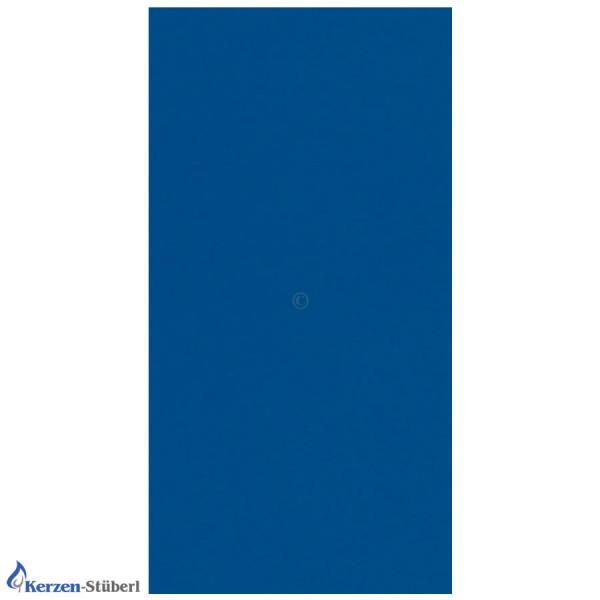 Verzierwachsplatte-Mittelblau Test