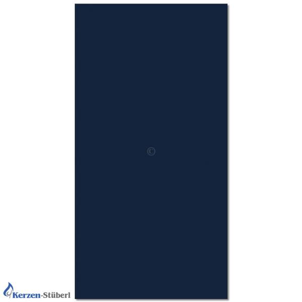 Verzierwachsplatte-Nachtblau Test