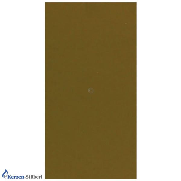 Wachsplatte-Oliv Test