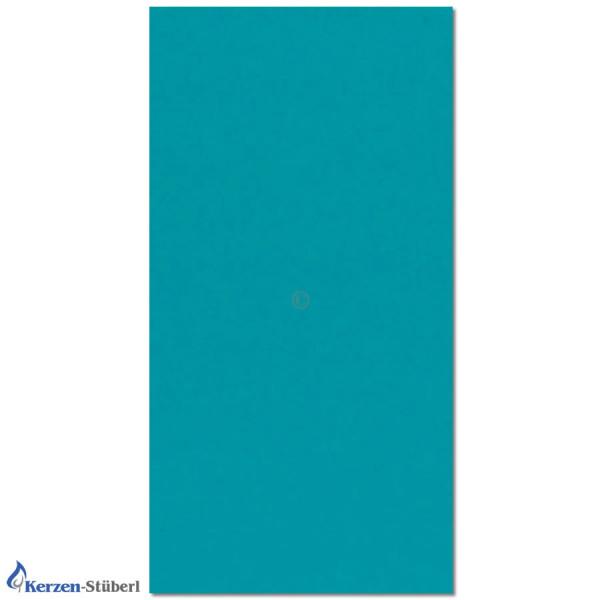 Verzierwachsplatte-Pastellblau Test