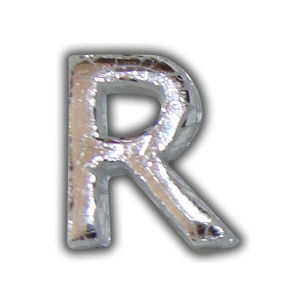 "Wachsbuchstaben ""Q"" in Silber zum Kerzen selber beschriften Test"