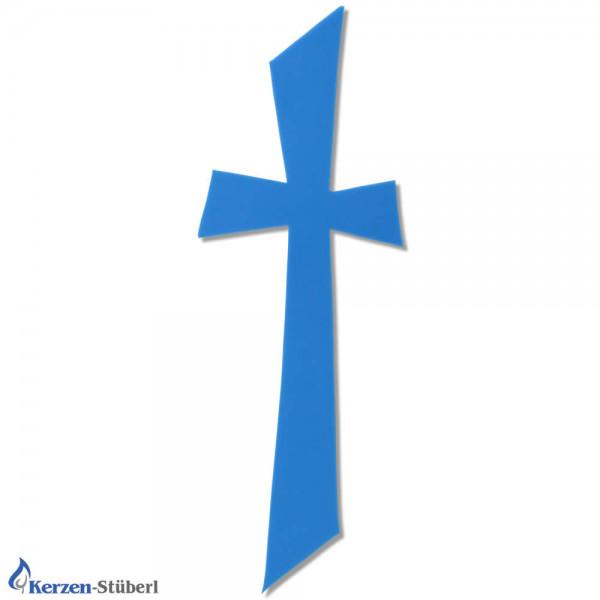 Wachskreuz-Blau Test