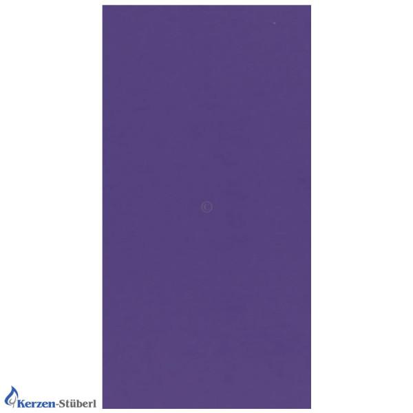 Wachsplatte-Flieder Test