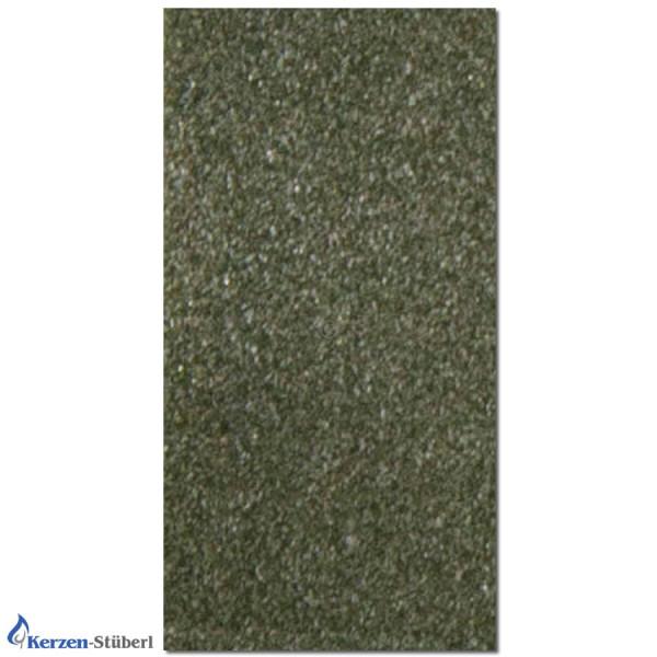Wachsplatte-Laubgrün-Metalloptik Test