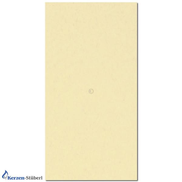 Wachsplatten-Creme mit Perlmutt glänzender Oberfläche Test