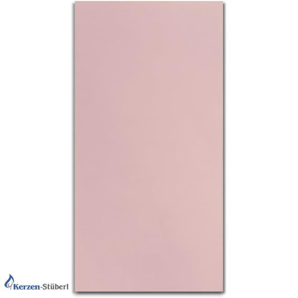 Wachsplatten Rosa-Pink