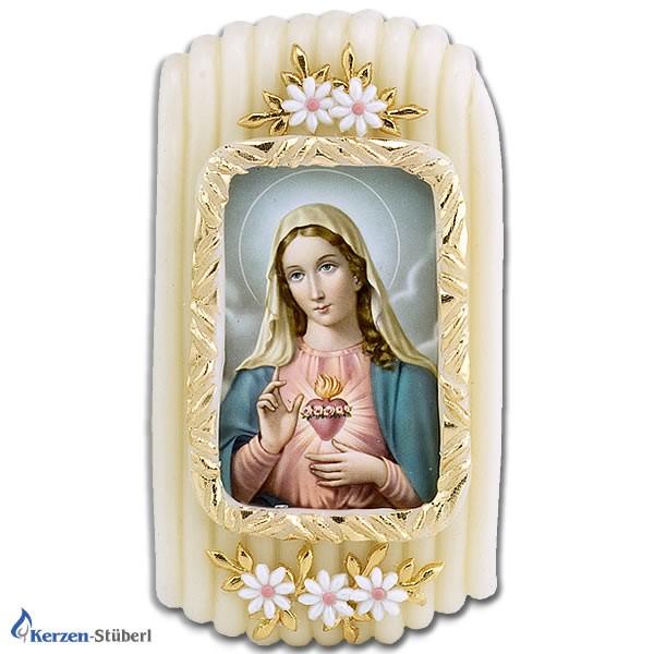 Wachsstock, Wachsstöckl - Maria Mutter Gottes
