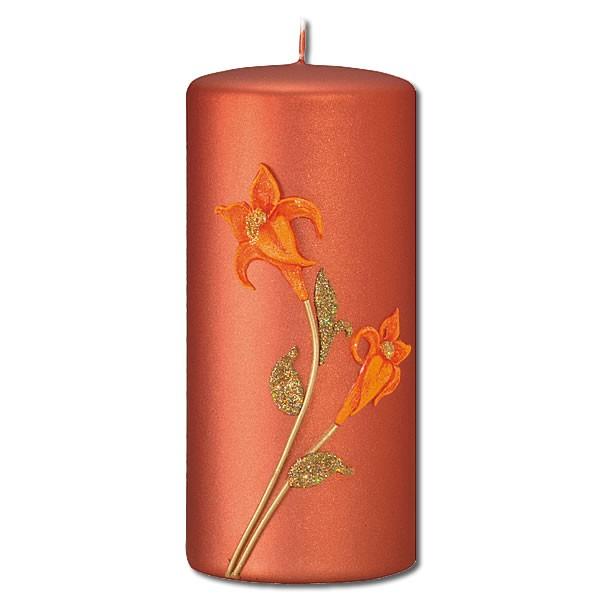Weihnachtskerzen-Adventskerzen-Kupfer-Cristmas-Candle