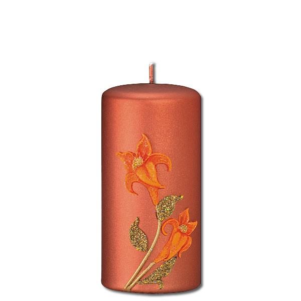 Weihnachtskerzen-Adventskerzen-Kupfer-Cristmas-Candle Test