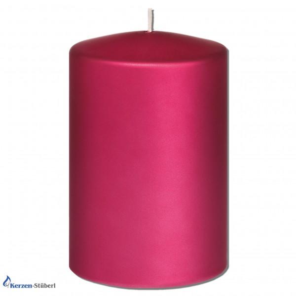 Kerze in der Farbe Cardinal D-Luxe   150x100 Test