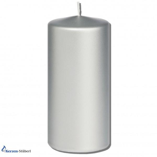 Kerze Farbe Silber D-Luxe | 150x100